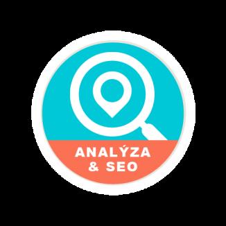 Analýza, SEO a optimalizace webu