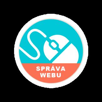 Administrace, správa a údržba webu