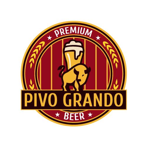 Pivo Grando - Prémiová piva