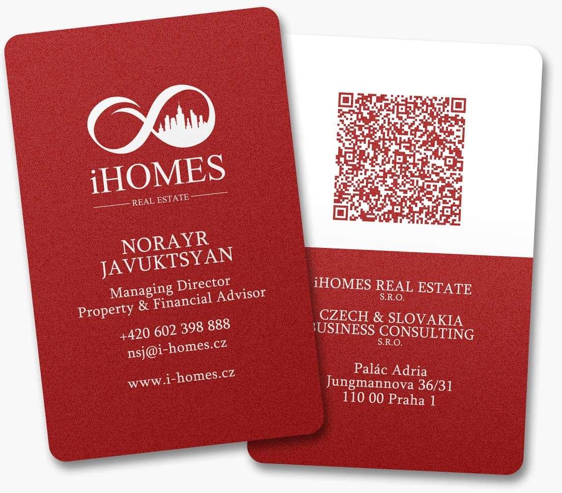 clubadvisor_reference_ihomes-real-estate_branding-navrh_vizitka