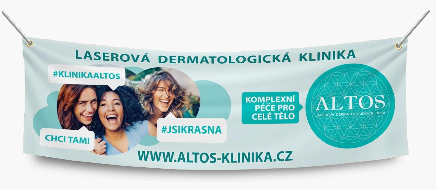 clubadvisor_reference_klinika-altos_branding_navrh_plachta-podoli