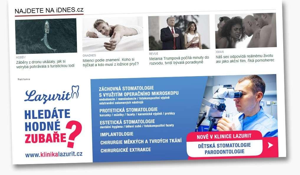 clubadvisor_reference_klinika-lazurit_branding-navrh_inzerce_metrocz