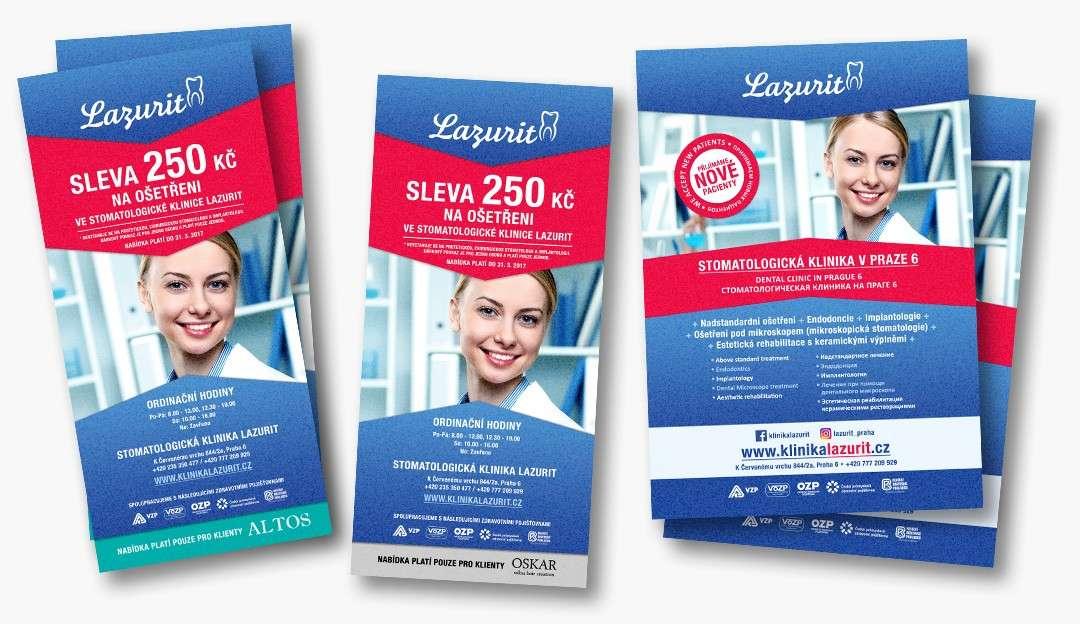 clubadvisor_reference_klinika-lazurit_branding-navrh_letaky