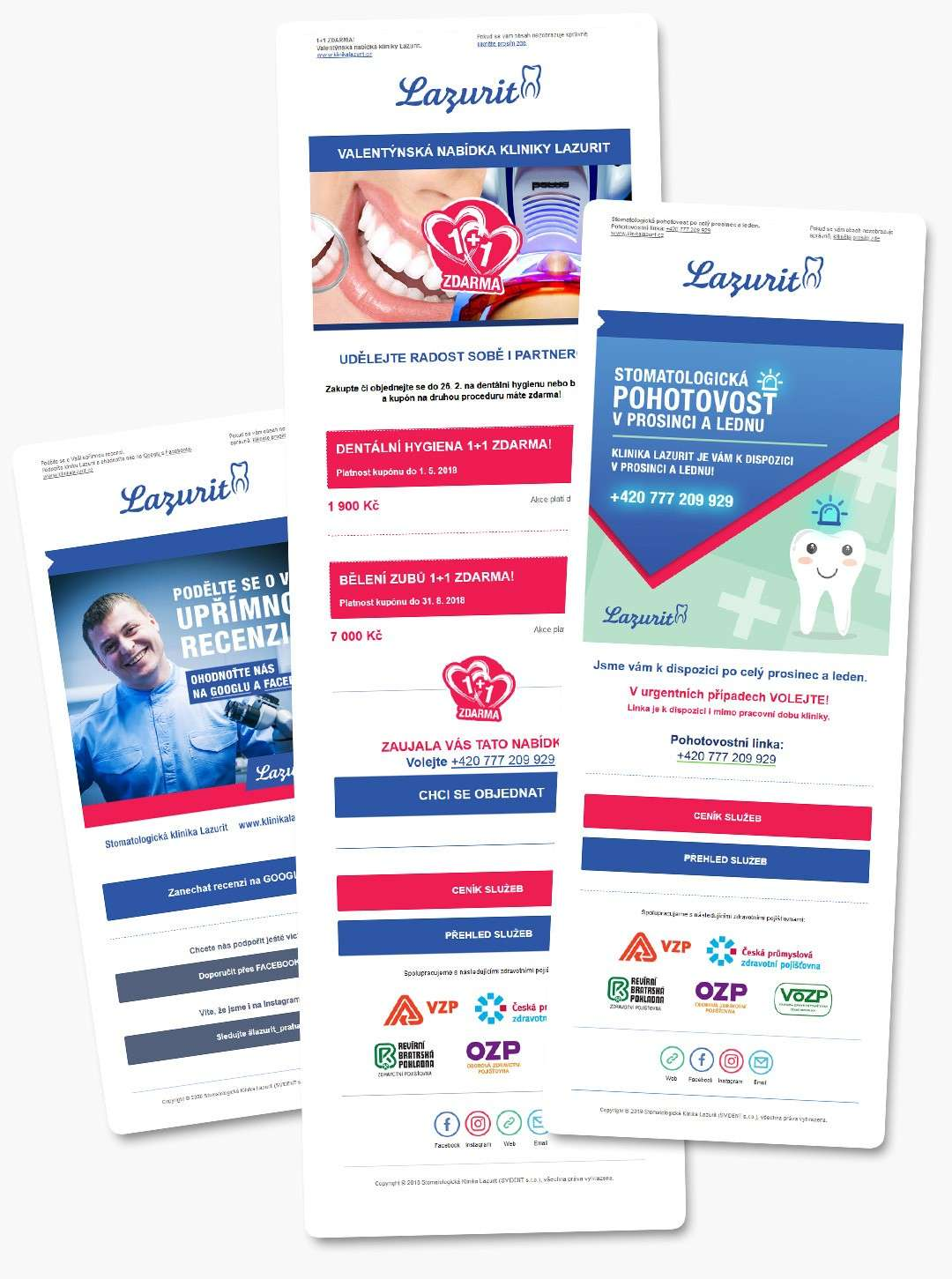 clubadvisor_reference_klinika-lazurit_crm_newsletter