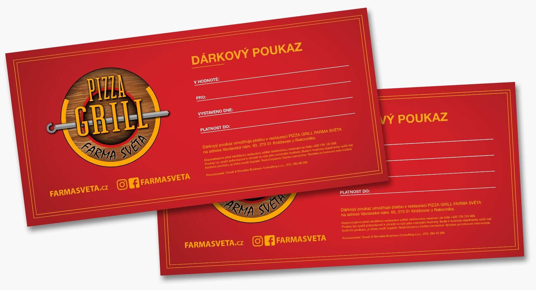clubadvisor_reference_pizzagrillfarmasveta_branding_navrh_darkovy-poukaz